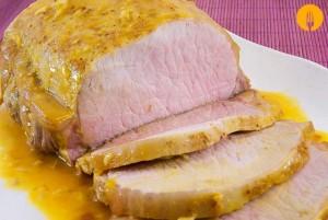 Lomo de Cerdo al Horno. Receta fácil