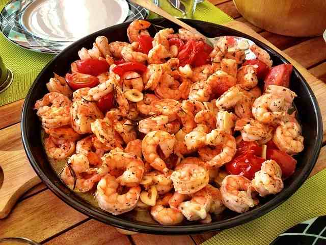 Recetas de marisco cocina casera com for Comidas caseras faciles