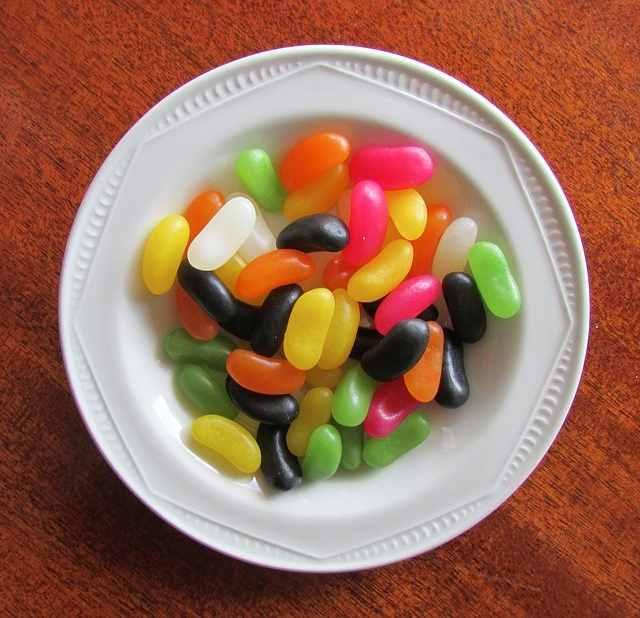 Gominolas con zumo de frutas: ¿son saludables?