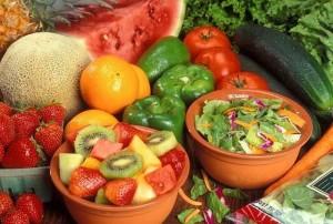 Alimentos contra el calor