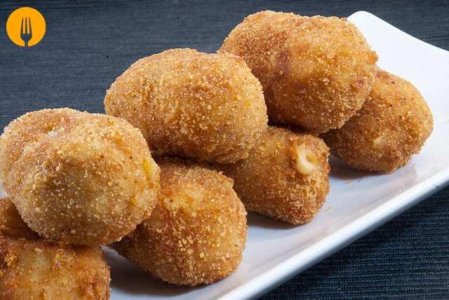 Recetas De Cocina Croquetas | Croquetas De Gambas Recetas De Cocina Casera Faciles Y Sencillas