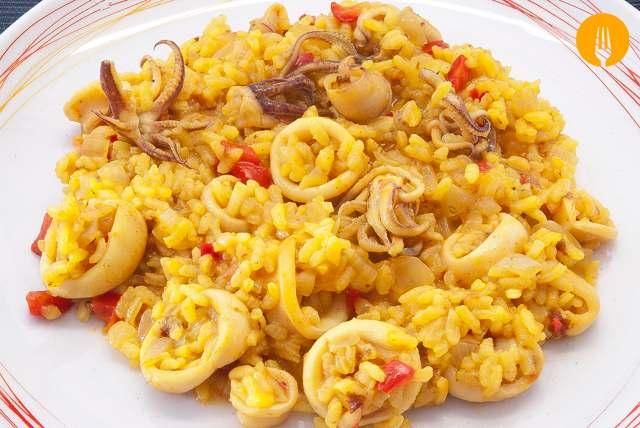 recetas de cocina con calamar