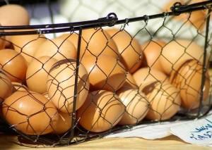 Cómo sustituir el huevo