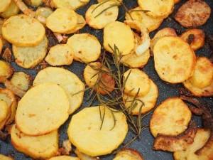 Las propiedades de las patatas o papas
