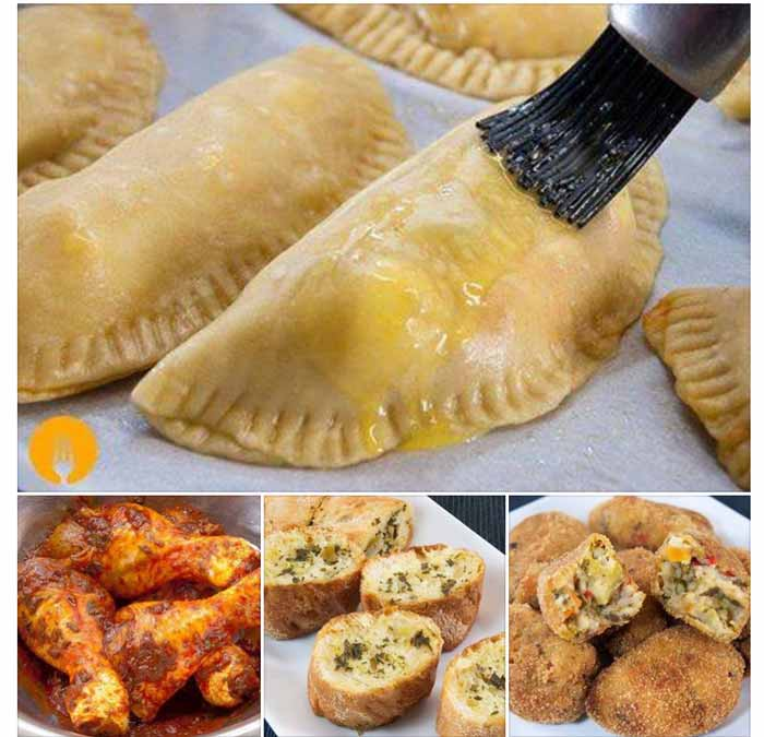 Recetas y cocina for Comidas rapidas caseras