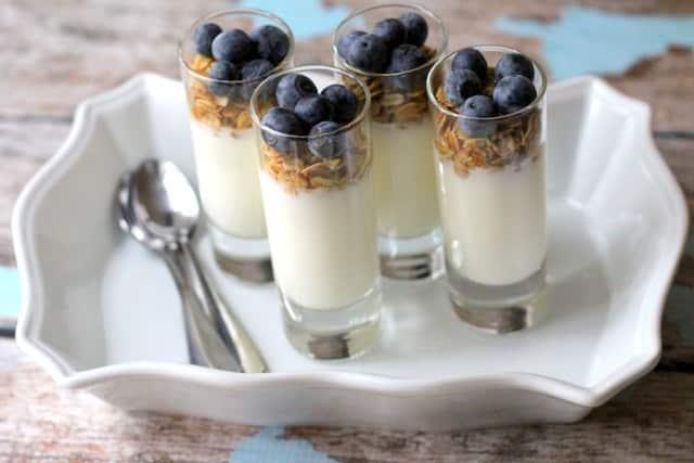 Como hacer un yogurt casero facil