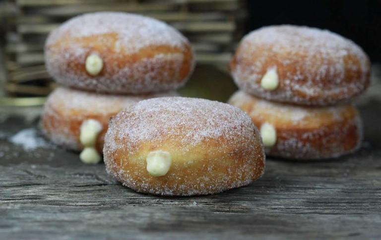 Berlinas o rosquillas ¿Cómo llamarlos?