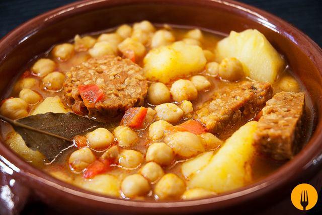 Genial recetas de cocina con garbanzos fotos te ayudo a for Comidas caseras faciles