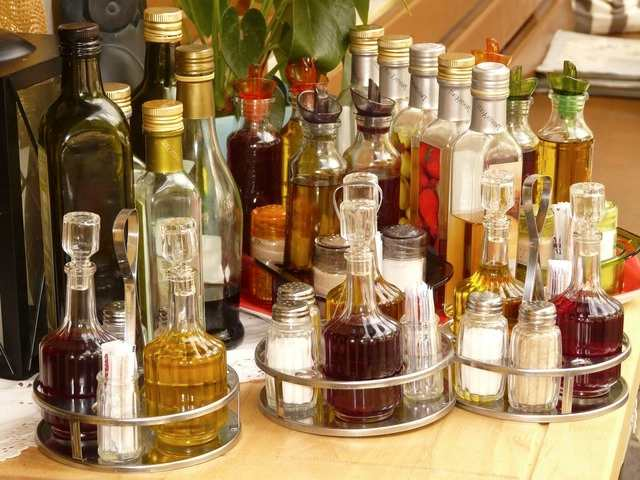 Tipos de vinagre y sus usos en cocina