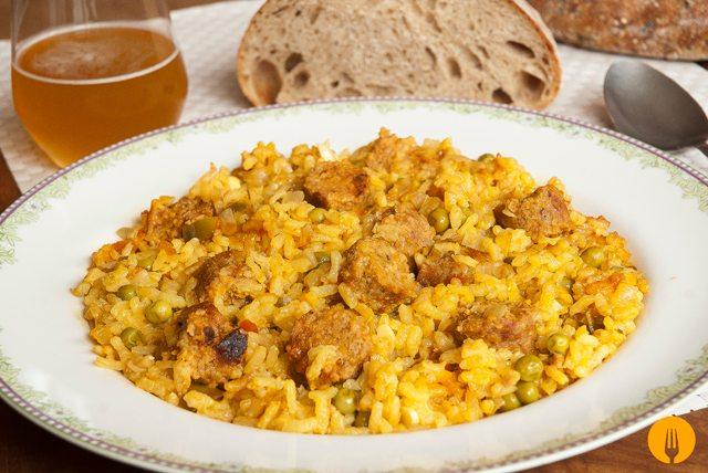 Arroz Con Chorizo Recetas De Cocina Casera Fáciles Y