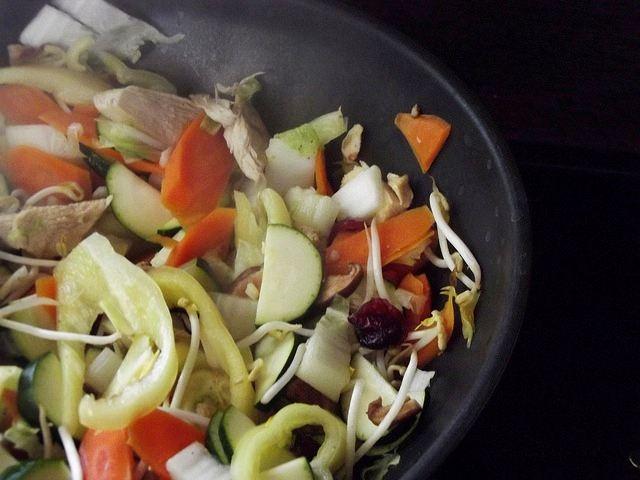 Cómo Cocinar con un Wok