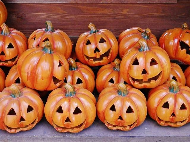Ideas saludables para Halloween