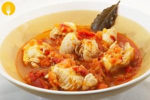 Pollo al Chilindrón con KCook de Kenwood