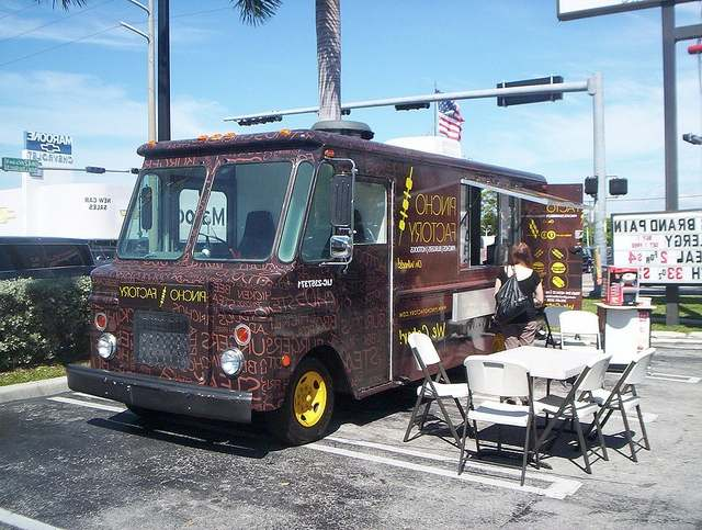 ¿Qué son los Food Trucks?