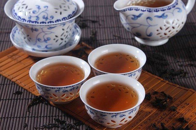 Usos del Té en la cocina