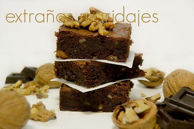 Brownie de Nueces