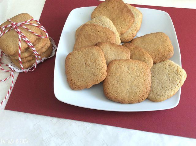 Recetas de Spéculoos (galletas belgas)