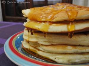 Pancakes Americanos caseros