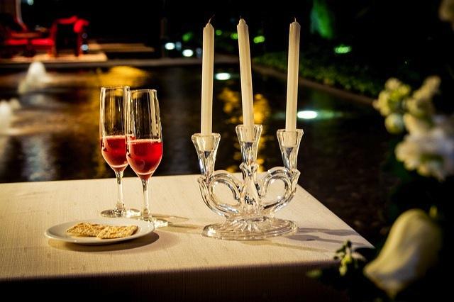 Cena para citas rom nticas recetas de cocina casera for Preparar cita romantica