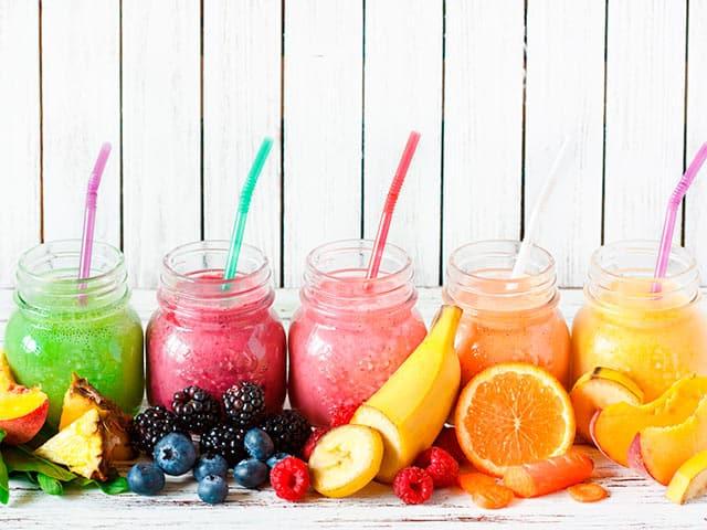 Bebidas healthy