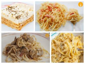 recetas italianas con pasta