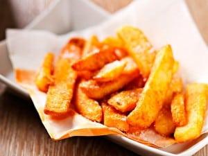Trucos para hacer las mejores patatas fritas caseras