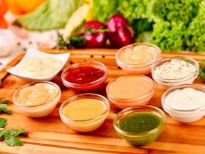 Salsas para enriquecer los platos