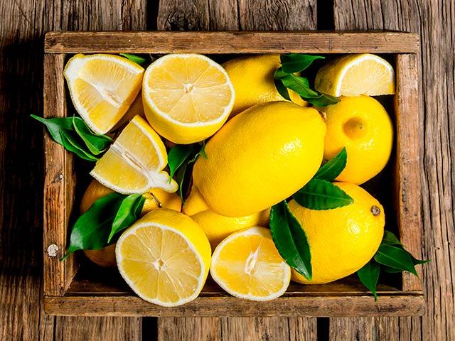 Trucos con limones