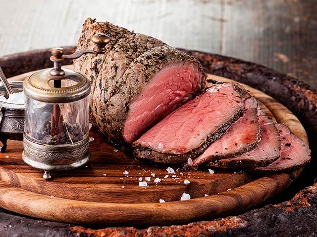 Resultado de imagen de Roast beef: