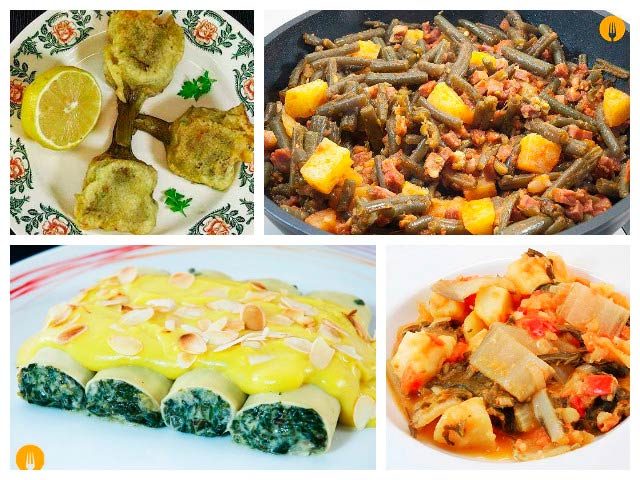 Recetas Sabrosas Con Verduras Recetas De Cocina Casera