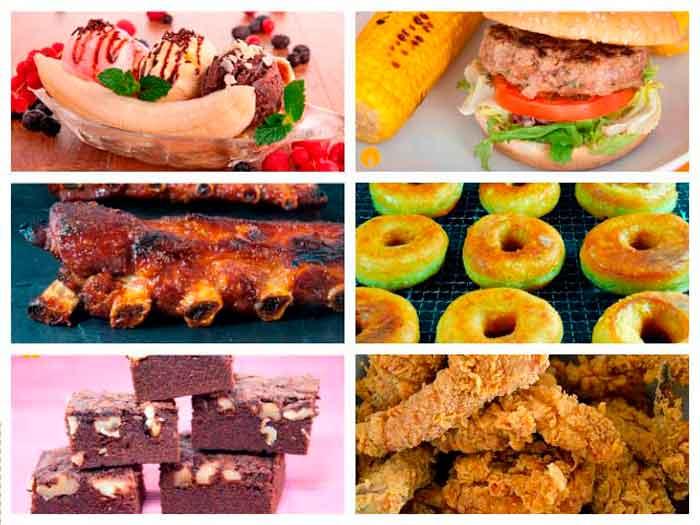 8 delicias made in USA