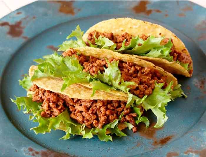 Diferencia entre fajitas, tacos y burritos