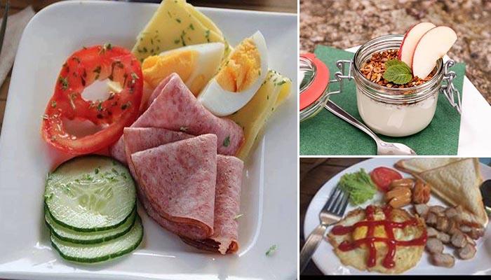 3 Desayunos para coger fuerzas