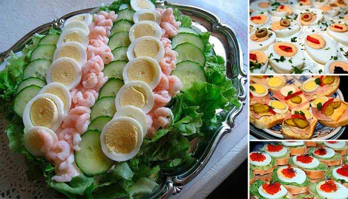 4 ideas de Huevos Cocidos irresistibles