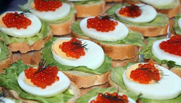 huevos con huevas