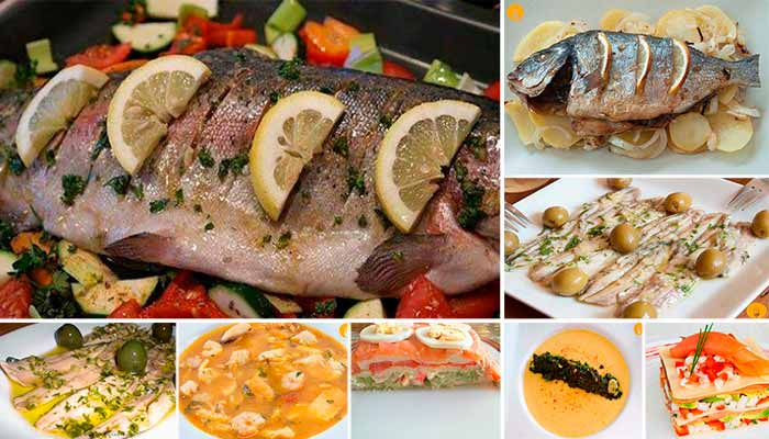 8 platos de pescado irresistibles cocina casera com for Platos de cocina