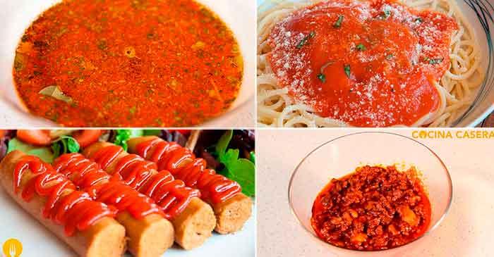 4 salsas para chuparse los dedos