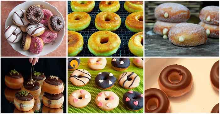 Donas, berlinas o rosquillas ¿Cómo llamarlos?