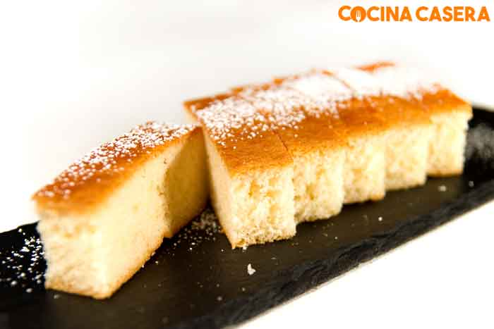 Sobaos Pasiegos con Cooking Chef de kenwood