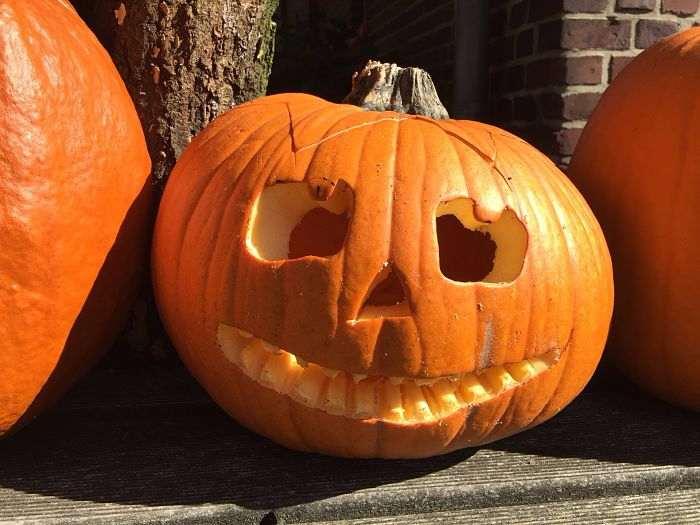 Por qué la calabaza en Halloween