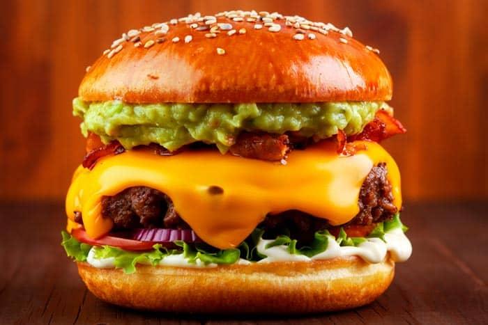 receta Panecillos caseros hamburguesa