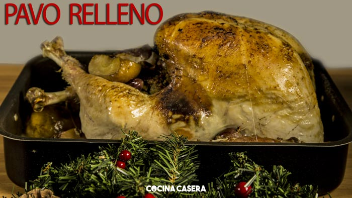 Pavo Relleno