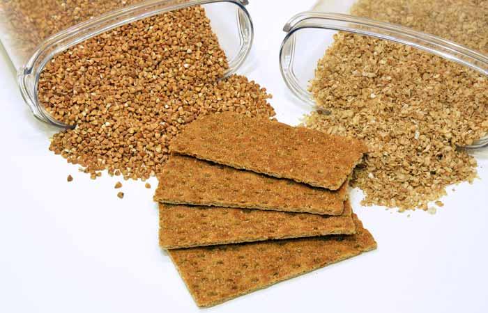 Proteínas vegetales como el trigo sarraceno