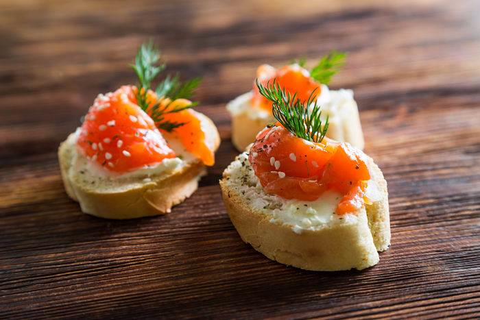 canapes-salmon