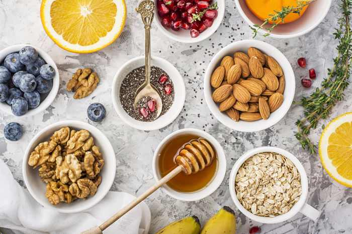 Desayunos saludables en casa