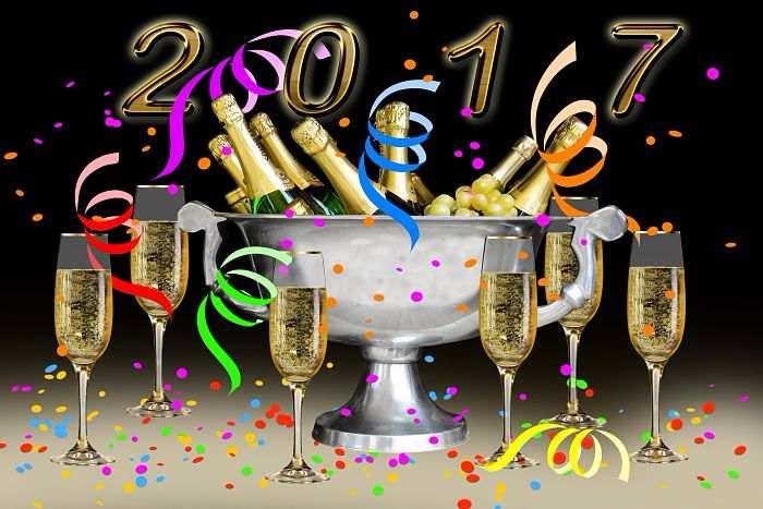 Menú para año nuevo 2017