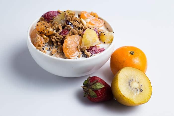 Desayunos saludables en casa recetas de cocina casera for Tazon cereales