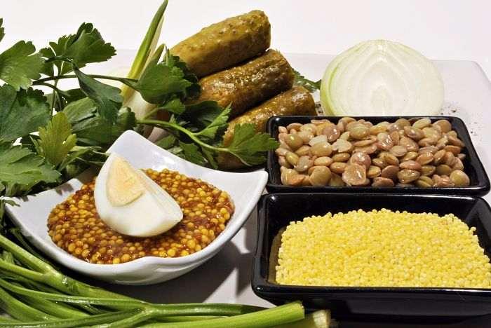 Alimentos que ayudan a controlar el colesterol