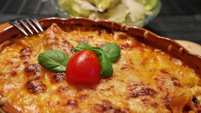 8 platos típicos de la comida italiana