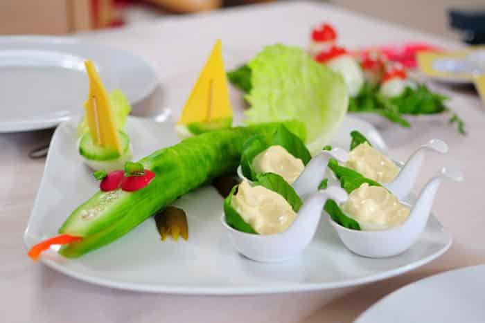 Consejos de nutrición para niños con sobrepeso